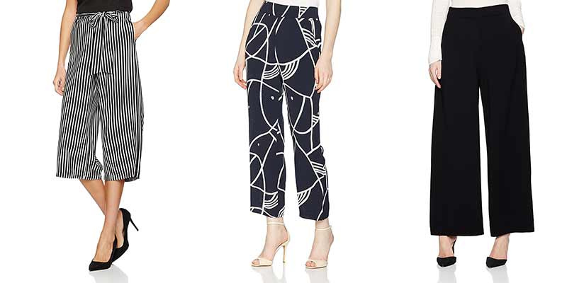 Comprar Pantalones Palazzo online.