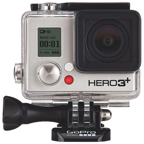 GoPro 3+ White - Silver - Black ¿ Cuál comprar?