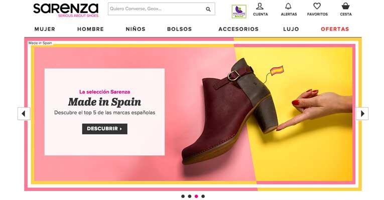 Sarenza la tienda nº1 en zapatos online de marca 2
