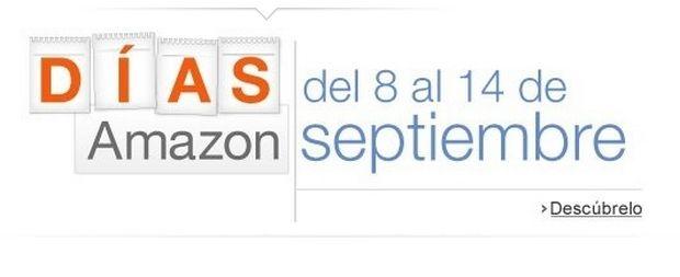 Días Amazon, ofertas cada hora del 8 al 14 de septiembre 1