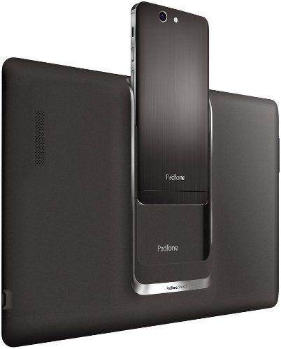 Asus Padfone, un smartphone que se convierte en tablet 2