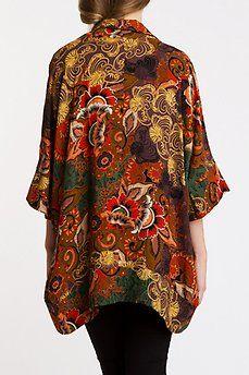 Descuento extra - Kimono con estampado multicolor de Glamorous