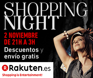 Rakuten Shopping Night