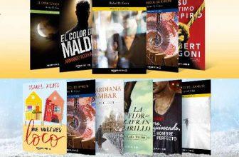 Libros gratis en Amazon en versión Kindle