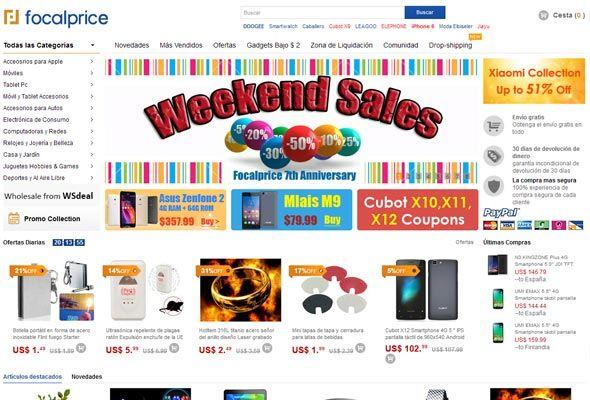 Las mejores Tiendas Chinas online