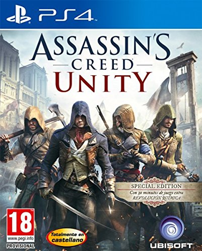Videojuegos - Assassin's Creed: Unity