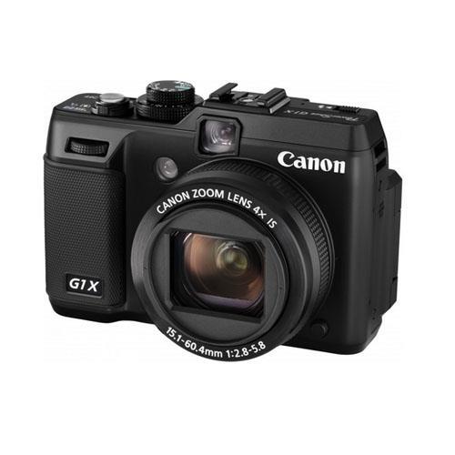 Chollo!!! Canon PowerShot G1 X