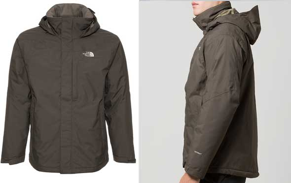 Rebajas en chaquetas The North Face