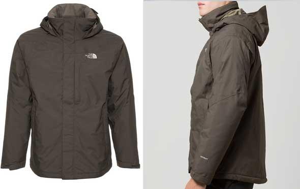 Rebajas en chaquetas The North Face