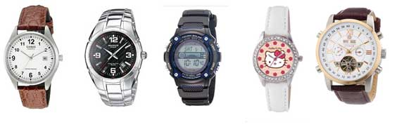 Relojes Baratos en Amazon