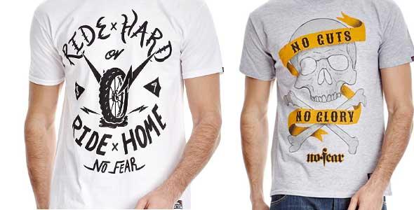 Camisetas NO FEAR muy baratas 1