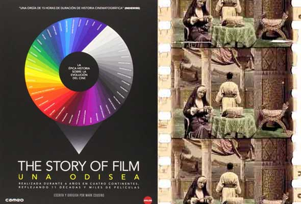 Regalos para cinéfilos : The Story of Film