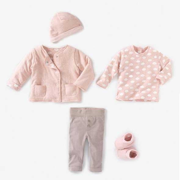 Rebajas de ropa para bebé