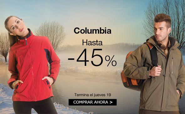 Ofertas Columbia Sportswear