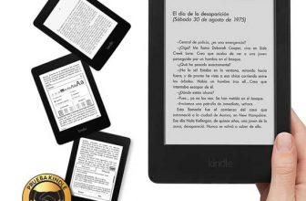 Kindle el mejor lector de eBooks 1