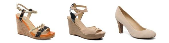 Zapatos Geox baratos 1