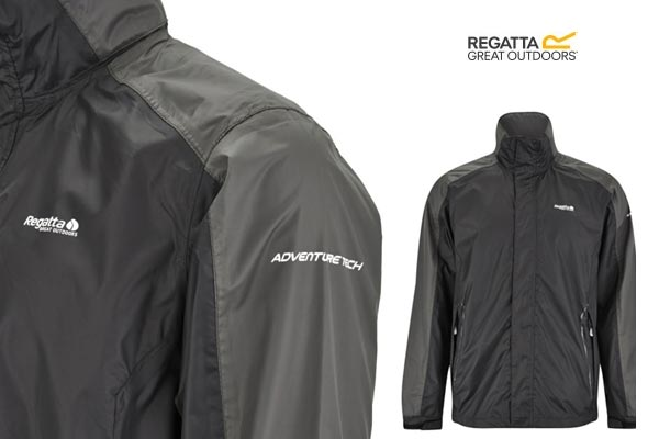 Oferta Chaqueta Regatta Waterproof