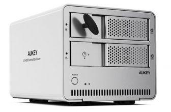 Caja para discos duros Aukey 1
