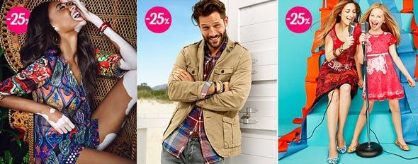 Descuentos en Desigual - Friends & Family 2