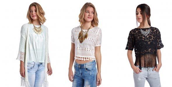 Descuentos en ropa Q2 , Primavera 2015