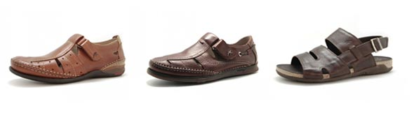 Zapatos de la coleccion Huellas