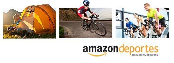 Códigos descuento Amazon Deportes 2