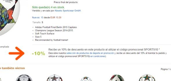 Codigo Descuento Amazon Juegos