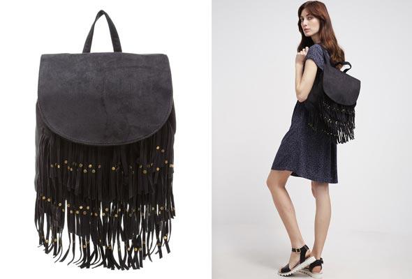 Even&Odd-Mochila---black - Mochilas baratas de moda