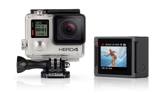 GoPro HERO4 Silver Edition desde 349 €.