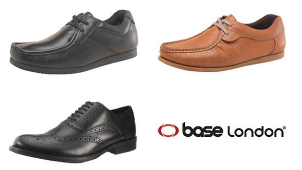 Zapatos Base London: descuento de -40% 1