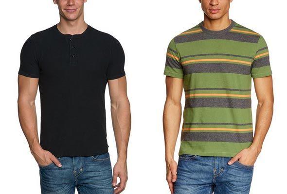 Camisetas Levis baratas en Amazon