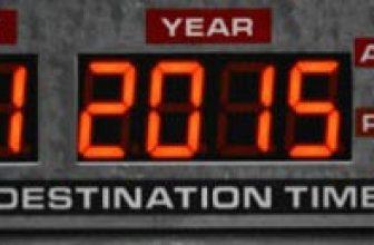 Coleccionismo y Regalos de Cine - Regreso al Futuro 5