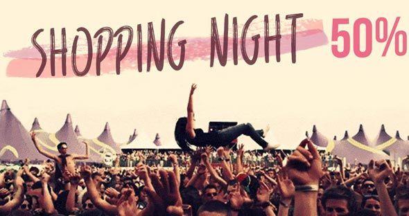 Shopping Night - Descuentos en Moda 1
