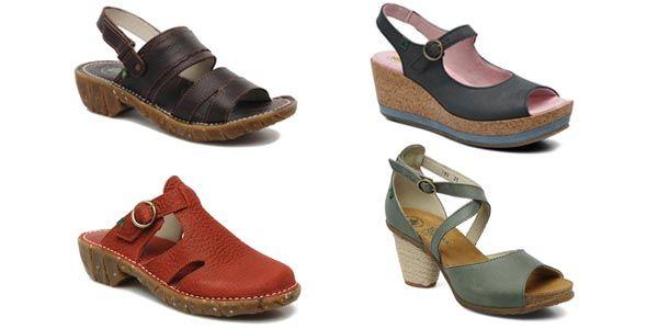 Ofertas zapatos El Naturalista
