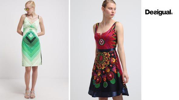 Desigual - Vestidos de mujer en Rebajas