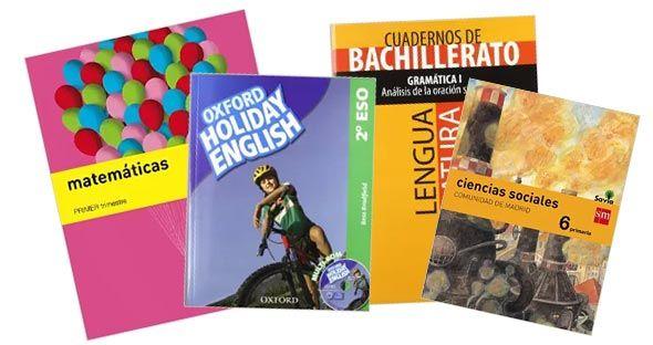 10 euros de regalo al comprar tus libros de texto