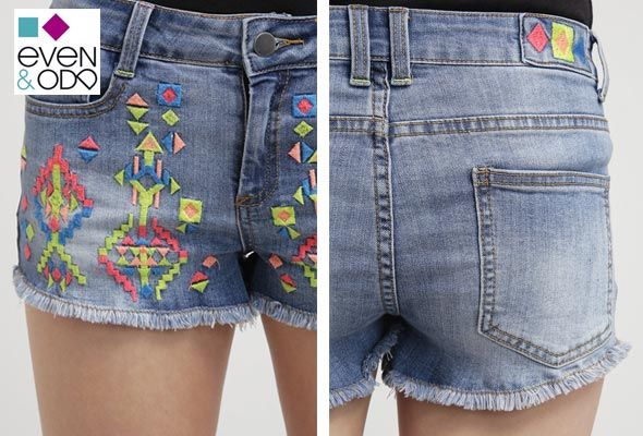 Short-vaquero---blue-denim