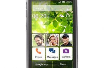 Doro Liberto 820 mini: el mejor smartphone para mayores. 2