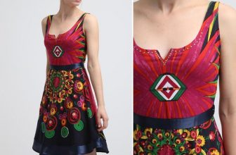 Desigual Sanzibar - Rebajas en vestidos