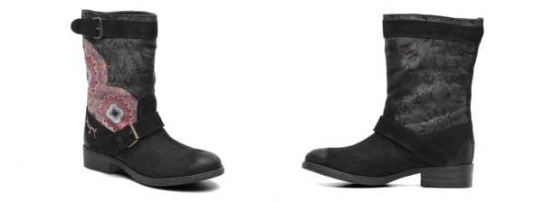 botas desigual rebajas