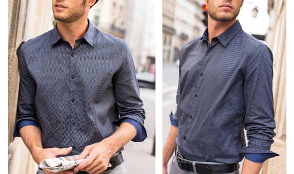 Camisas baratas para hombre Camisa-urbana-corte-slim-100-algodón-estampado