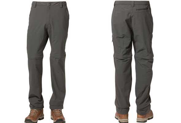 TREKKER-CONVERTIBLE---Pantalón-de-tela---grau