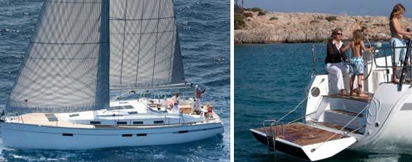 Alquilar un barco para vacaciones