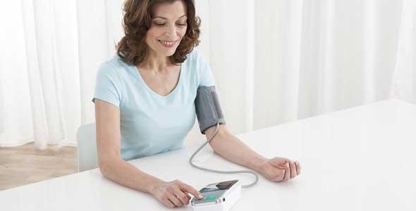 Cómo medir la presión arterial en casa. 1