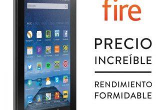 Nuevo Amazon Kindle Fire por menos de 60 euros 3