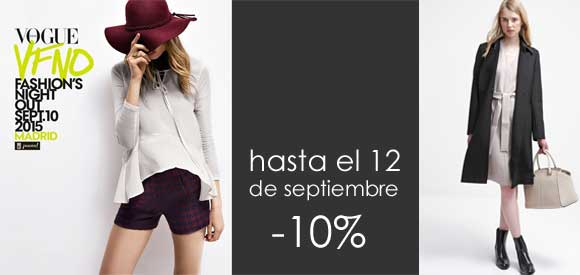 Ofertas Zalando mujer - Fashion Night Out