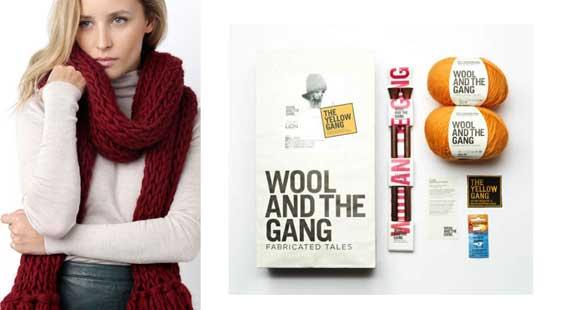 Wool and the Gang, moda en lana y crochet