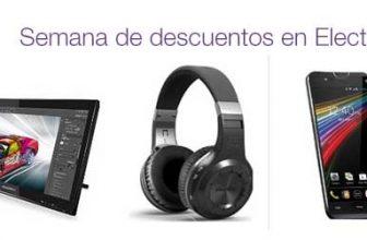 Semana de descuentos en Electrónica en Amazon.es