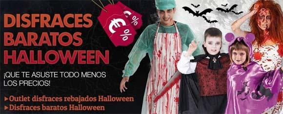 Donde comprar disfraces baratos Halloween 2015 -Funidelia