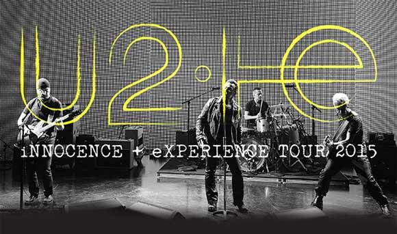 Entradas U2 Barcelona
